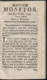 Monitor. R.1783 Nr 76