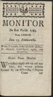 Monitor. R.1783 Nr 87