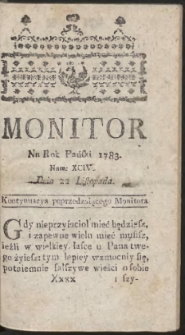 Monitor. R.1783 Nr 94
