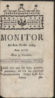 Monitor. R.1783 Nr 97