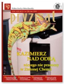 Pryzmat : Pismo Informacyjne Politechniki Wrocławskiej. Lato 2010, nr 239
