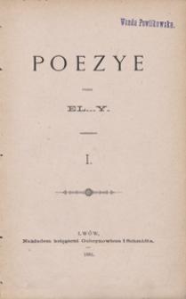 Poezye I