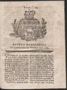Gazeta Warszawska. R.1775 Nr 103