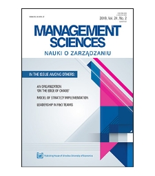 Satisfaction in concepts of the organisation's intangible assets and the processes of production preparation