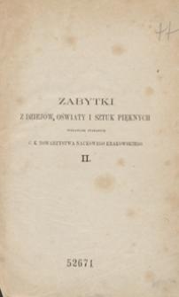 Jakuba Michałowskiego, wojskiego lubelskiego, a późniéj kasztelana bieckiego, Księga pamiętnicza