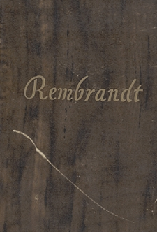 Die Sendung des Rembrandt Harmenszoon van Rijn : roman