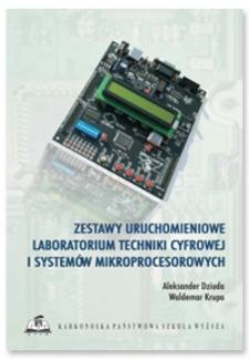 Zestawy uruchomieniowe laboratorium techniki cyfrowej i systemów mikroprocesowych