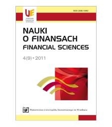 Wyznaczniki sytuacji finansowej gminy – ocena istotności za pomocą analizy skupień