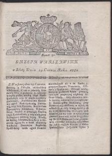 Gazeta Warszawska. R.1782 Nr 52