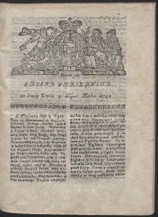 Gazeta Warszawska. R.1782 Nr 53