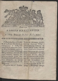 Gazeta Warszawska. R.1782 Nr 104