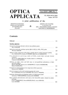 Analysis of mounting induced strain in semiconductor structures by means of spatially resolved optical modulation techniques