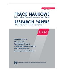 Problemy zarządzania spółkami celowymi powoływanymi przez uczelnie oraz samorząd w celu komercjalizacji badań naukowych – studium przypadku