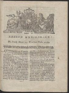 Gazeta Warszawska. R.1784 Nr 78