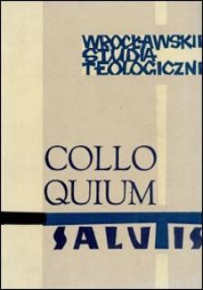 Colloquium Salutis : wrocławskie studia teologiczne. 9 (1977)