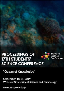 "Proceedings of 17th Students' Science Conference ""Ocean of Knowledge"""