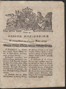 Gazeta Warszawska. R.1785 Nr 51