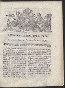 Gazeta Warszawska. R.1785 Nr 86