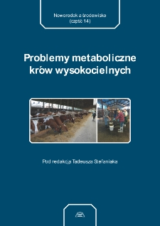 Problemy metaboliczne krów wysokocielnych