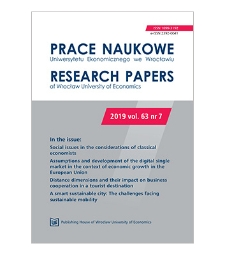 Entrepreneurial intentions of Polish and Czech students – comparative studies