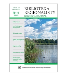 Effects of selected pro-environmental projects in the regional development of Poland
