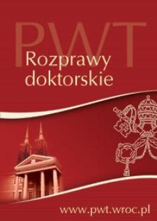 Życie i działalność naukowa ojca Klemensa Bolesławiusza OFMRef. (ok. 1625-1689) : studium historyczno-teologiczne