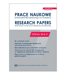Raportowanie zintegrowane w praktyce polskich spółek – próba oceny jakości ujawnień