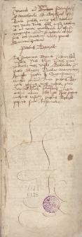 [Księga sądów bartniczych w starostwie leżajskim z lat 1478-1637]