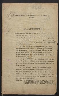 [Materiały dotyczące Jurka Tiutiunnyka oraz II pochodu zimowego Armii Ukraińskiej Republiki Ludowej]
