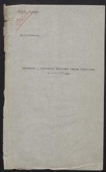 [Papiery Ostapa Łuckiego, związane z jego działalnością gospodarczą, dotyczące ruchu spółdzielczego na Ukrainie]