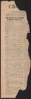 """[Wycinki i wybrane numery gazety """"Swoboda"""" z lat 1932-1934]"""