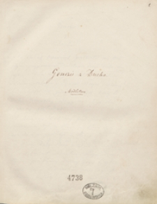 Genezis z Ducha. Modlitwa [Redakcja ostateczna poematu], List do Rembowskiego [oraz dziennik z lat 1847-1848]