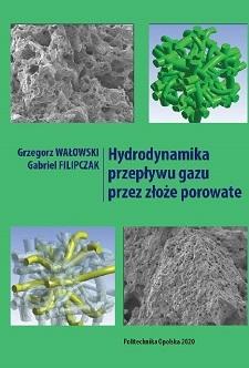 Hydrodynamika przepływu gazu przez złoże porowate