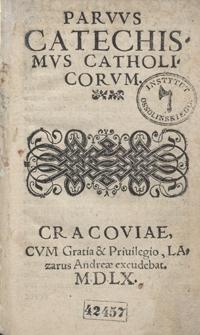 Parvus Catechismus Catholicorum