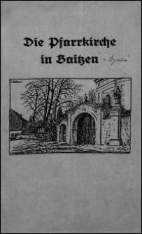 Die Pfarrkirche in Baitzen : eine kunst- und kulturgeschichtliche Führung