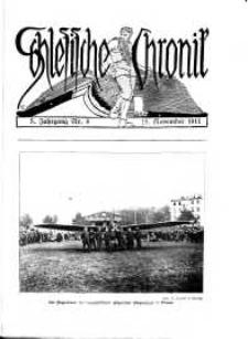 Schlesien : Illustrierte Zeitschrift für die Pflege heimatlicher Kultur. Zeitschrift des Kunstgewerbevereins für Breslau u. die Provinz Schlesien, 5. Jahrgang, 1911, 15 November, Nr 4
