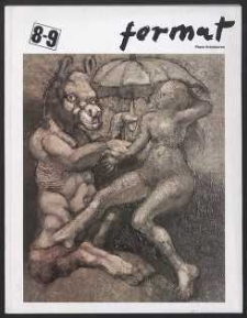 Format : pismo artystyczne, 1992, nr 3-4 (8-9)