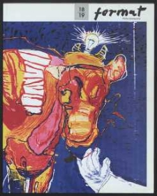 Format : pismo artystyczne, 1995, nr 1-2 (18-19)