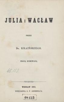 Julia i Wacław