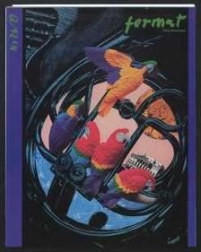 Format : pismo artystyczne, 1998, nr 1-2 (26-27)
