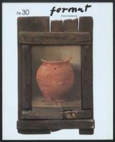 Format : pismo artystyczne, 1999, nr 1-2 (30)
