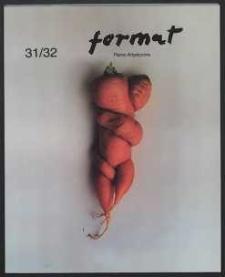 Format : pismo artystyczne, 1999, nr 2-3 (31-32)