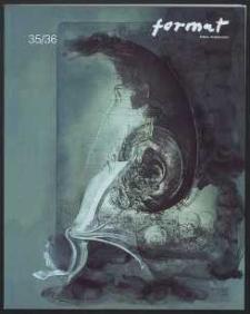 Format : pismo artystyczne, 2000, nr 3 (35-36)