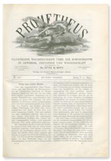 Prometheus : Illustrirte Wochenschrift über die Fortschritte in Gewerbe, Industrie und Wissenschaft. 5. Jahrgang, 1894, Nr 226