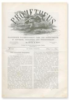 Prometheus : Illustrirte Wochenschrift über die Fortschritte in Gewerbe, Industrie und Wissenschaft. 5. Jahrgang, 1894, Nr 235