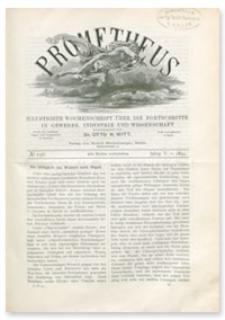 Prometheus : Illustrirte Wochenschrift über die Fortschritte in Gewerbe, Industrie und Wissenschaft. 5. Jahrgang, 1894, Nr 236