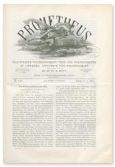 Prometheus : Illustrirte Wochenschrift über die Fortschritte in Gewerbe, Industrie und Wissenschaft. 5. Jahrgang, 1894, Nr 238