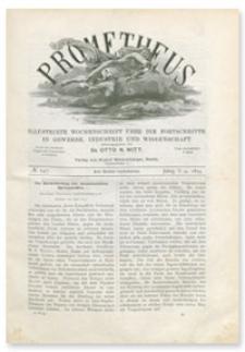 Prometheus : Illustrirte Wochenschrift über die Fortschritte in Gewerbe, Industrie und Wissenschaft. 5. Jahrgang, 1894, Nr 247