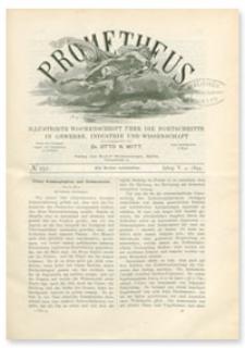 Prometheus : Illustrirte Wochenschrift über die Fortschritte in Gewerbe, Industrie und Wissenschaft. 5. Jahrgang, 1894, Nr 252