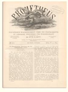 Prometheus : Illustrirte Wochenschrift über die Fortschritte in Gewerbe, Industrie und Wissenschaft. 4. Jahrgang, 1893, Nr 200